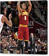 Channing Frye Canvas Print