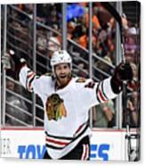 Chicago Blackhawks v Anaheim Ducks - Game Seven Canvas Print