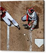 Chris Owings Canvas Print