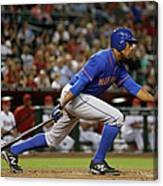 Curtis Granderson Canvas Print