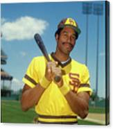 Dave Winfield Canvas Print