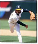 Dennis Eckersley Canvas Print