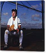 Don Mattingly Canvas Print