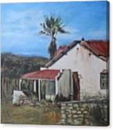 Farmyard Canvas Print