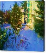 Hedensted Canvas Print