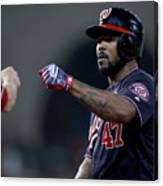 Howie Kendrick Canvas Print