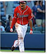 Jace Peterson Canvas Print