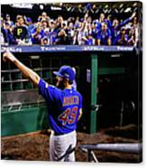 Jake Arrieta Canvas Print