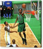 James Young Canvas Print