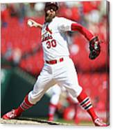 Jason Motte Canvas Print