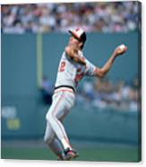 Jim York Canvas Print