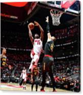 Jimmy Butler Canvas Print