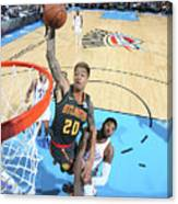 John Collins Canvas Print