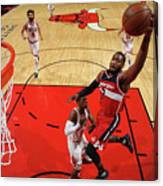 John Wall Canvas Print