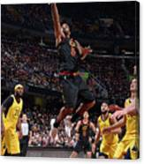 J.r. Smith Canvas Print