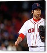 Junichi Tazawa Canvas Print