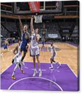 Kelly Oubre and Nemanja Bjelica Canvas Print