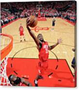 Kenneth Faried Canvas Print