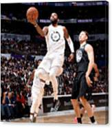 Kyrie Irving Canvas Print