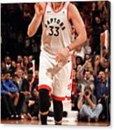 Marc Gasol Canvas Print