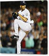 Mariano Rivera Canvas Print