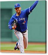 Mark Buehrle Canvas Print