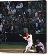 Mark Mcgwire and Roger Maris Canvas Print