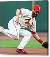 Matt Carpenter Canvas Print