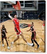 Miami Heat v New Orleans Pelicans Canvas Print