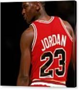 Michael Jordan Canvas Print