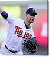 Mike Pelfrey Canvas Print