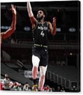 Minnesota Timberwolves v Chicago Bulls Canvas Print