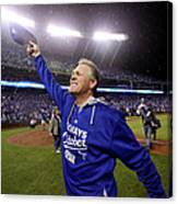 Ned Yost Canvas Print