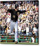 Neil Walker Canvas Print