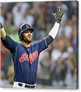 Nick Swisher Canvas Print