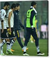 Parma FC v AC Chievo Verona - Serie A Canvas Print