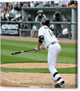 Paul Konerko Canvas Print