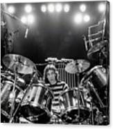 Rush  Neil Peart Poster Canvas Print