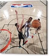 Sacramento Kings v Brooklyn Nets Canvas Print
