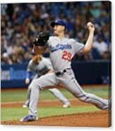 Scott Kazmir Canvas Print