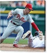 Scott Kingery Canvas Print
