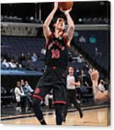 Toronto Raptors v Memphis Grizzlies Canvas Print