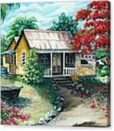 Trinidad Life  Canvas Print