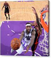 Ty Lawson Canvas Print