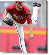 Wade Miley Canvas Print
