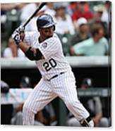 Wilin Rosario Canvas Print