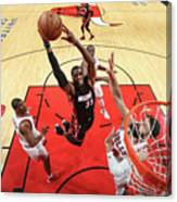 Willie Reed Canvas Print
