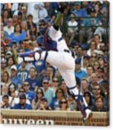 Willson Contreras Canvas Print