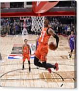 2020 NBA All-Star - Rising Stars Game Canvas Print