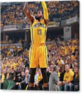 Paul George Canvas Print